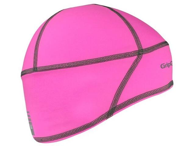 GripGrab Lightweight Thermal Hi-Vis Gorro, rosa